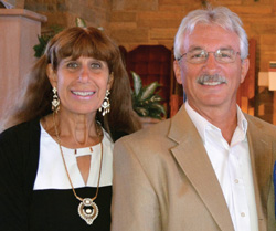 Cindy and John Sheely